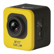 Экшн камера SJCAM M10 Plus 2K WiFi Waterproof Yellow