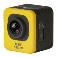 Экшн камера SJCAM M10 Plus 2K WiFi Waterproof Yellow