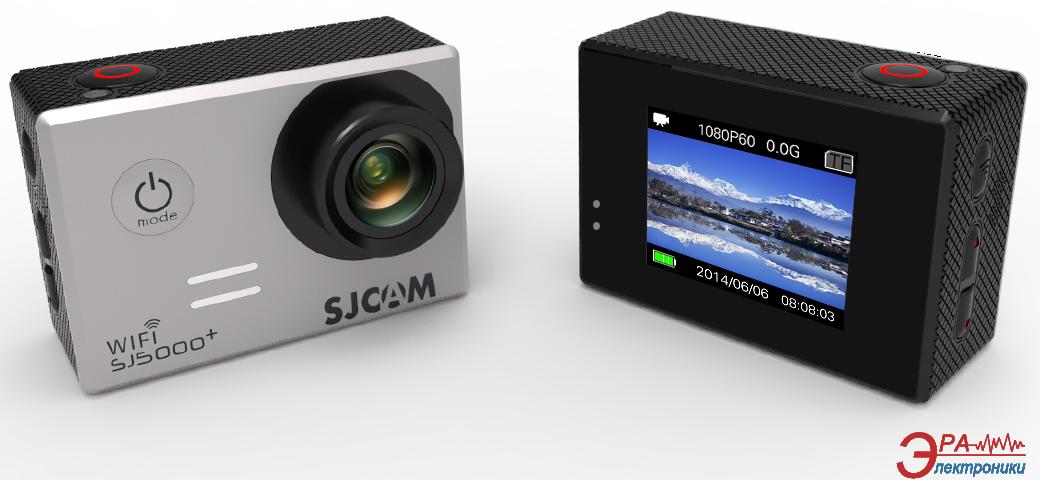 Экшн камера SJCAM SJ5000 Plus WiFi White