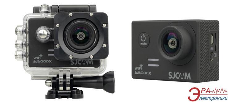 Экшн камера SJCAM SJ5000X Gyro WiFi Limited Edition Black