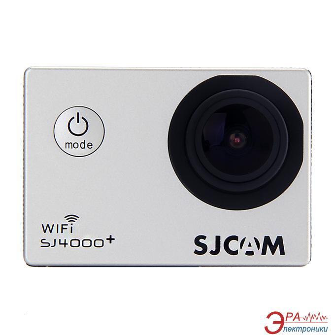 Экшн камера SJCAM SJ4000 Plus WiFi Silver