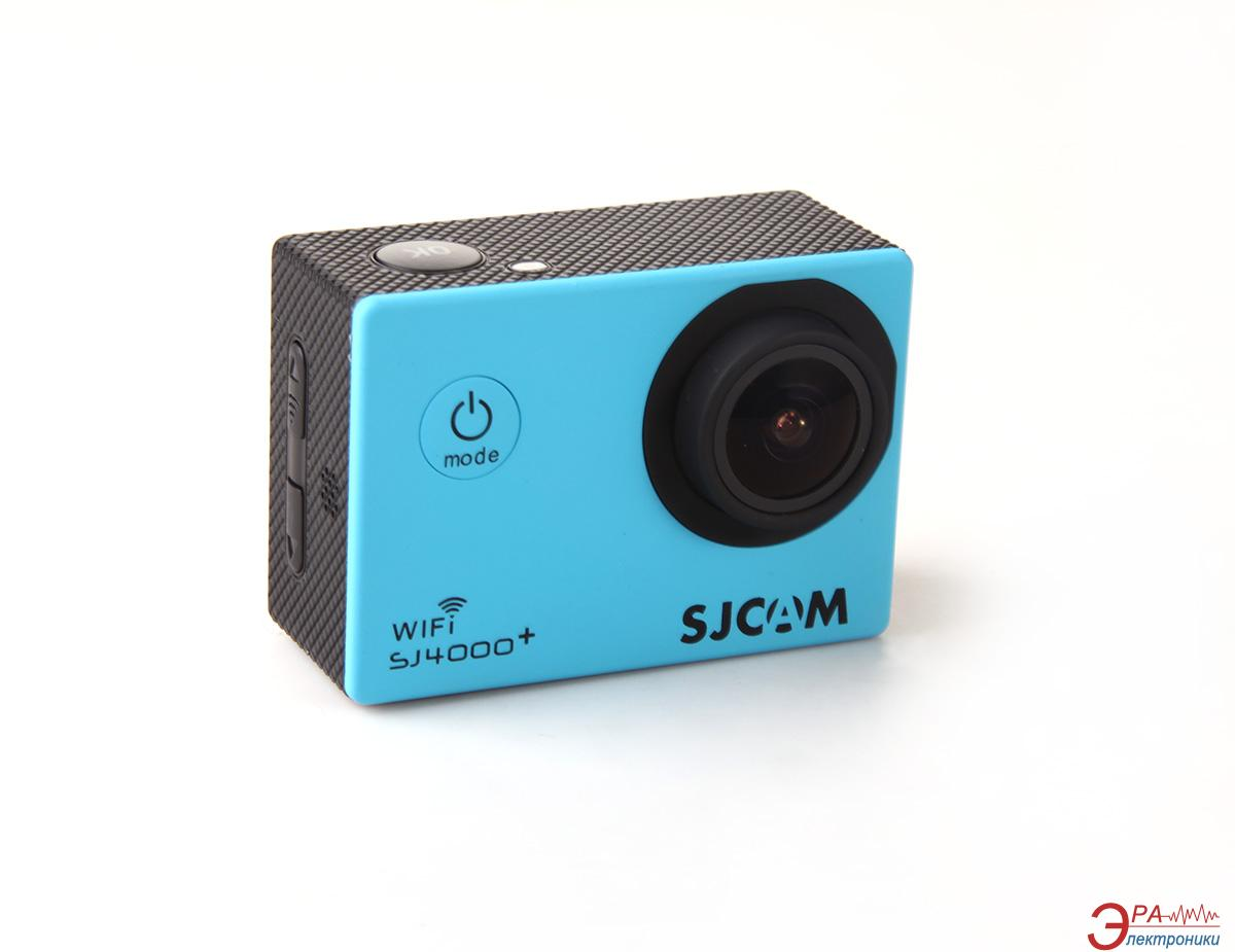 Экшн камера SJCAM SJ4000 Plus WiFi Blue