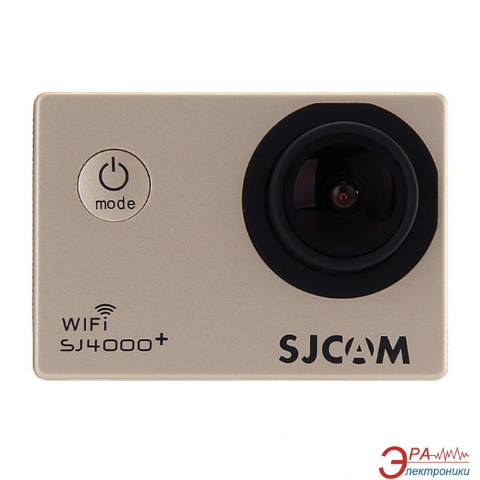Экшн камера SJCAM SJ4000 Plus WiFi Gold