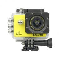 Экшн камера SJCAM X1000 WiFi Limited Edition Yellow