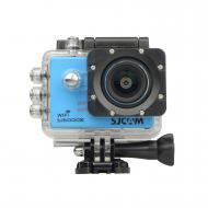 Экшн камера SJCAM SJ5000X Gyro WiFi Limited Edition Blue