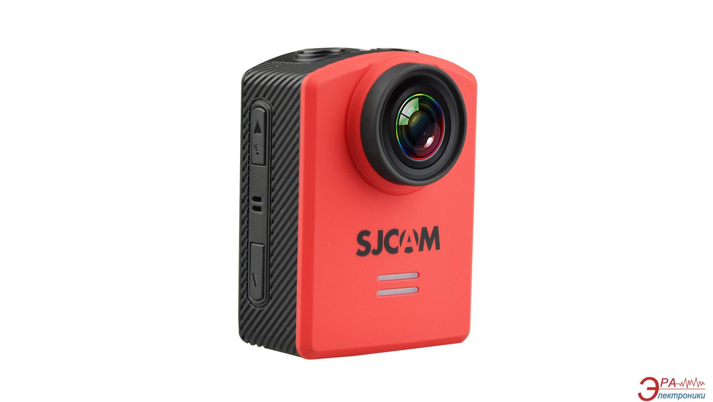 Экшн камера SJCAM M20 4K Red