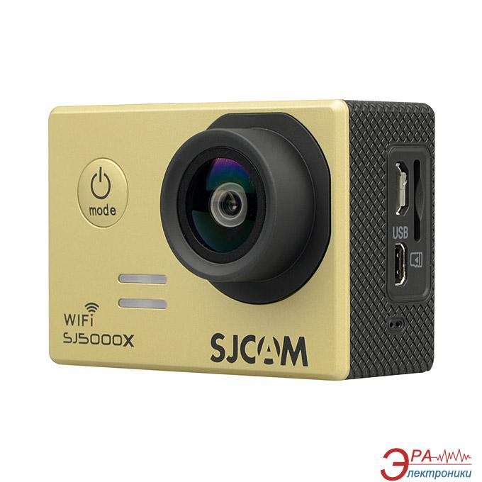 Экшн камера SJCAM SJ5000X Gyro WiFi Limited Edition Gold