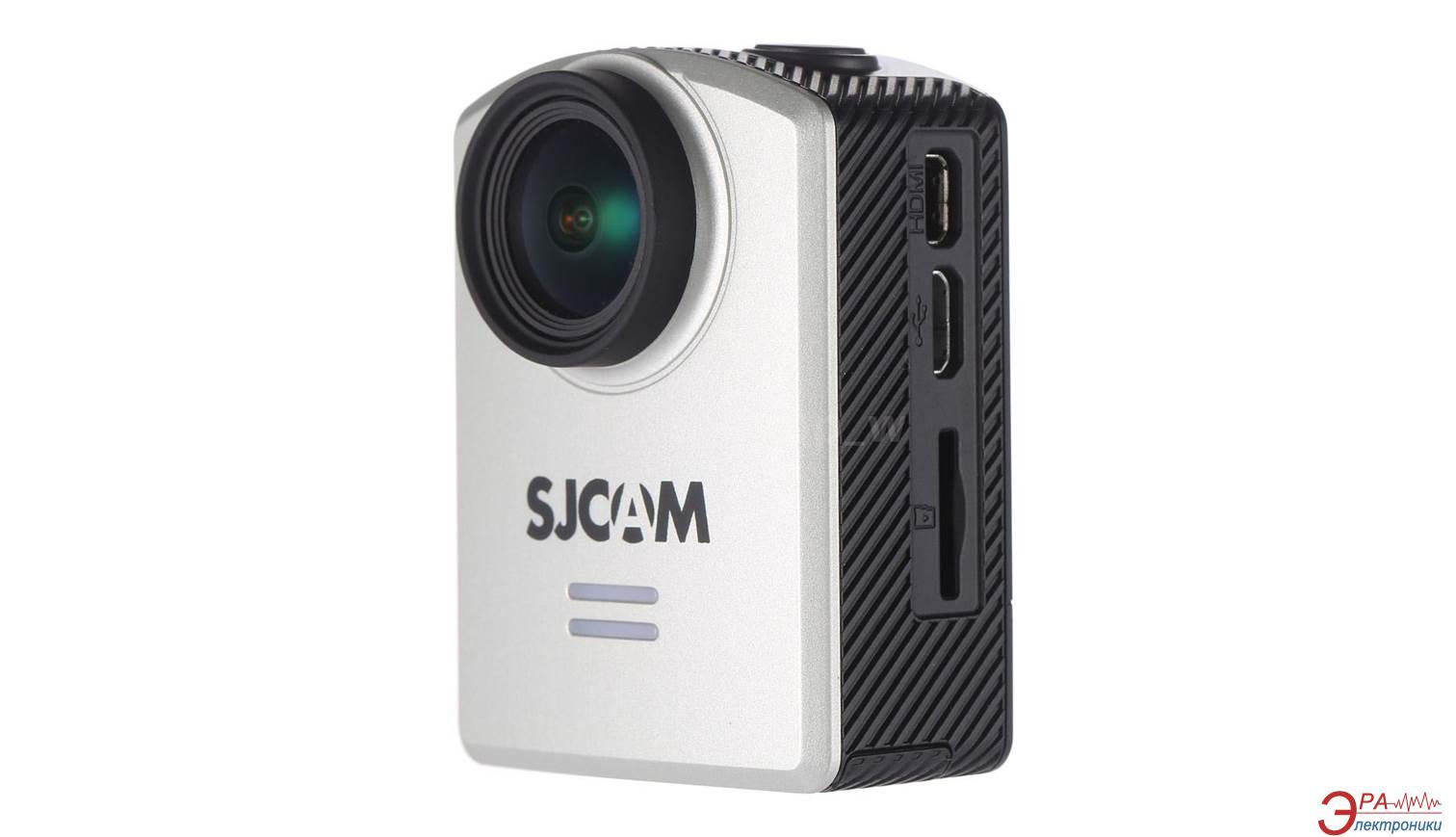 Экшн камера SJCAM M20 4K Silver