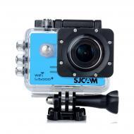 Экшн камера SJCAM SJ5000 Plus WiFi Blue