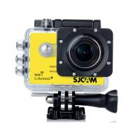 Экшн камера SJCAM SJ5000 Plus WiFi Yellow