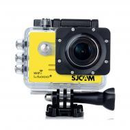 Экшн камера SJCAM SJ5000 Plus WiFi Yellow