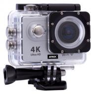 Экшн камера Atrix ProAction H9 4K Ultra HD Silver (ARX-AC-H9k4s)