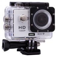 Экшн камера Atrix ProAction W9 Full HD Silver (ARX-AC-W9s)