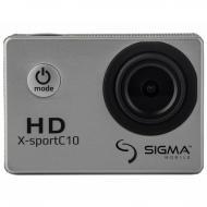 Экшн камера Sigma Mobile X-sport C10 Silver