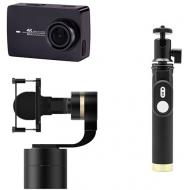 Экшн камера Xiaomi Yi 4K with Selfie and Bluetooth Black