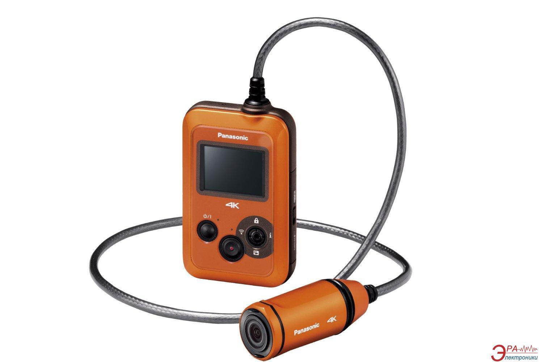 Экшн камера Panasonic HX-A500 Orange (HX-A500EE-D)