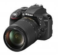 Зеркальная фотокамера Nikon D3300 + 18-140mm (VBA390KV12) Black