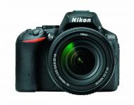 Зеркальная фотокамера Nikon D5500 18-140 VR kit (VBA440K005) Black