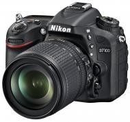 Зеркальная фотокамера Nikon D7100 Kit 16-85 VR (VBA360KR03) Black