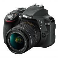 ���������� ���������� Nikon D3300 + AF-P 18-55 VR KIT (VBA390K008) Black
