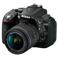 ���������� ���������� Nikon D5300 + AF-P 18-55VR kit (VBA370K007) Black