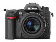Зеркальная фотокамера Nikon D7000 Kit 18-55 VR (VBA290KG20) Black