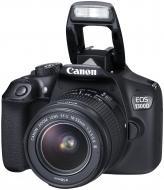 Зеркальная фотокамера Canon EOS 1300D 18-55 DC III Kit (1160C020) Black