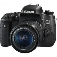 Зеркальная фотокамера Canon EOS 760D + объектив 18-135 IS STM (0021C014) Black