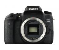 Зеркальная фотокамера Canon EOS 760D Body (0021C021) Black