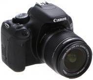 Зеркальная фотокамера Canon 550D Б/У Black +Карта памяти на 32 Гб + защитный светофильтр в подарок!