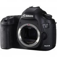 Зеркальная фотокамера Canon EOS 5D MK IV Body (1483C027) Black
