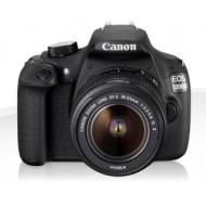 Зеркальная фотокамера Canon EOS 1200D EFS18-55 DC III (AC9127B028AA) Black