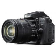 Зеркальная фотокамера Nikon D90 + 16-85 VR DX KIT (VBA230K003) Black