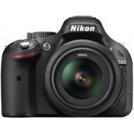 Зеркальная фотокамера Nikon D5600 + AF-S 18-105 VR Kit (VBA500K003) Black