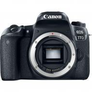 Зеркальная фотокамера Canon EOS 77D BODY (1892C020AA) Black