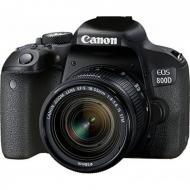 Зеркальная фотокамера Canon EOS 800D 18-55 IS STM KIT (1895C019AA) Black