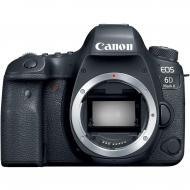 Зеркальная фотокамера Canon EOS 6D MKII Body (1897C031) Black
