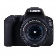 Зеркальная фотокамера Canon EOS 200D kit 18-55 DC III (2250C014) Black