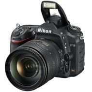Зеркальная фотокамера Nikon D750 + AF-S 24-85mm (VBA420K001) Black