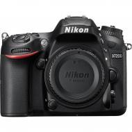 Зеркальная фотокамера Nikon D7200 body (VBA450AE) Black