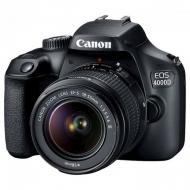 Зеркальная фотокамера Canon EOS 4000D 18-55 DC III (3011C004AA) Black