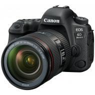 Зеркальная фотокамера Canon EOS 6D MKII kit 24-105 IS STM (1897C030) Black