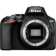 Зеркальная фотокамера Nikon D3500 + AF-S 18-105 VR (VBA550K003) Black