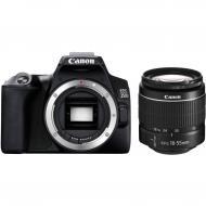 Зеркальная фотокамера Canon EOS 250D kit 18-55 DC III (3454C009) Black