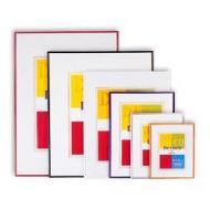 Фоторамка Hofmann 50x60 45-R Plastic Red