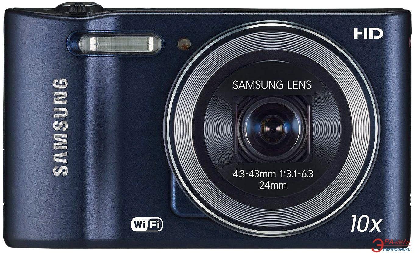 Цифровой фотоаппарат Samsung WB202F Blue