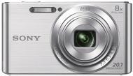 �������� ����������� Sony Cyber-Shot DSC-W830 Silver (DSCW830S.RU3)