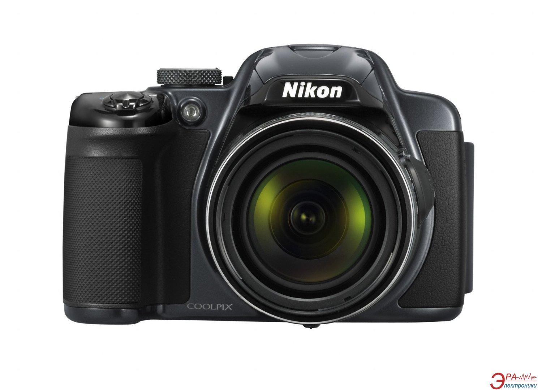 Цифровой фотоаппарат Nikon Coolpix P520 Dark Silver (VNA250E1)