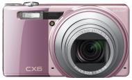 Цифровой фотоаппарат Ricoh CX6 Pink (175714)