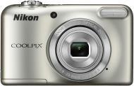 Цифровой фотоаппарат Nikon Coolpix L29 Silver (VNA680E1)
